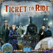 Ticket To Ride : Map Collection  Volume 5 – United Kingdom & Pennsylvania (Special Offer)
